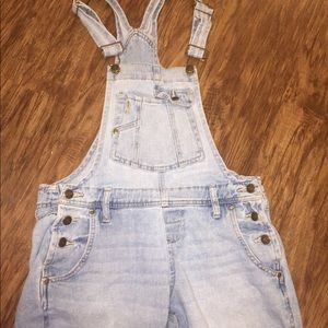 LEI overalls size small